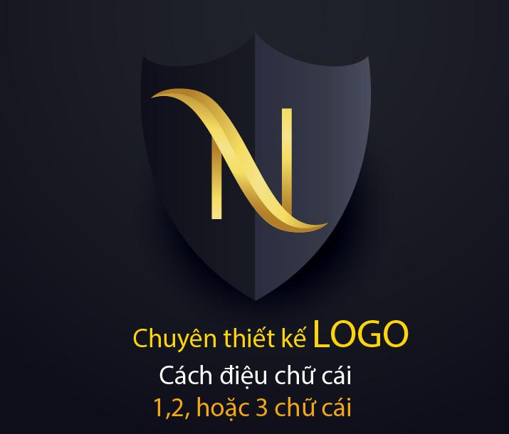 Thiết kế logo cách điệu chữ